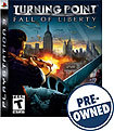Turning Point: Fall of Liberty - PRE-OWNED - PlayS