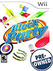 Block Party - PRE-OWNED - Nintendo Wii