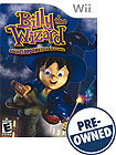 Billy the Wizard: Rocket Broomstick Racing - PRE-O