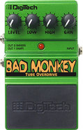 - Overdrive Pedal