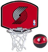 - Portland Trailblazers Mini Hoop Set
