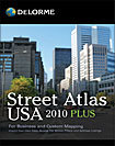 Street Atlas USA 2010 Plus - Windows