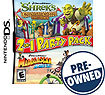 Shrek's Carnival Craze and Madagascar Kartz - PRE-