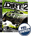 DiRT 2 - PRE-OWNED - PlayStation 3