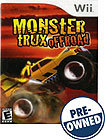 Monster Trux: Offroad - PRE-OWNED - Nintendo Wii