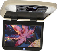 Audiovox - 10   LED-LCD Vehicle Monitor with DVD P