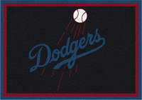- Los Angeles Dodgers Small Rug
