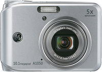 - A1050 101-Megapixel Digital Camera - Silver