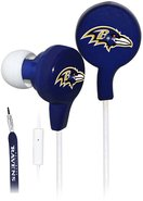 - Baltimore Ravens Shoelace Earbud Headphones