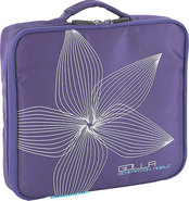 - Portable DVD Player Sleeve - Purple