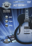 - Play Series Jazz Guitar 1 Instructional DVD