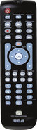 - 3-Device Universal Remote - Black