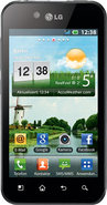 - P970 Mobile Phone (Unlocked) - Black