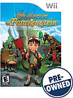 The Island of Dr Frankenstein - PRE-OWNED - Ninten
