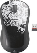 - M310 Wireless Optical Mouse - Dark Fleur