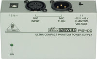 - Micropower Phantom Power Supply
