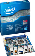 - Media Series Mini-ITX Motherboard 1600/1333/1066