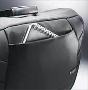 - Xenon 2 Messenger Laptop Bag - Black