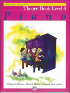 - Basic Piano Course Theory Book 4 Instructional B