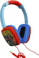 - Captain America Over-the-Ear Headphones