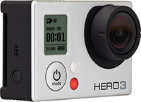 - HERO3 HD Camcorder - Silver