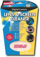 - Lens and LCD Screen Cleaning Cloth