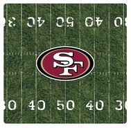 - San Francisco 49ers Mouse Pad - Black
