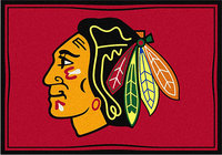 - Chicago Blackhawks Small Rug