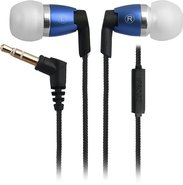- Spectra Earbud Headphones - Blue
