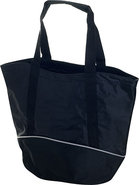 - Toppers Sport Tote - Black/Gray