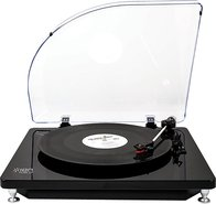 - Pure LP USB Conversion Turntable - Piano Black