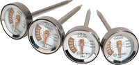 - Steak Thermometers (4-Pack)