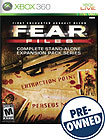 FEAR Files - PRE-OWNED - Xbox 360