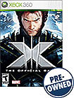 X-Men: The Official Game - PRE-OWNED - Xbox 360