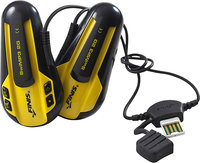 - SwiMP3 2GB MP3 Player - Black/Yellow