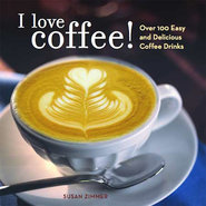 - I Love Coffee! Book