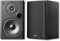 Polk Audio - 5-1/4   Bookshelf Speakers - Pair - B