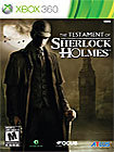 The Testament of Sherlock Holmes - Xbox 360