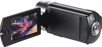 - QF30 HD Flash Memory Camcorder