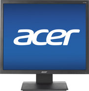 Acer - 17   Widescreen Flat-Panel LCD HD Monitor