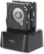 - Dual Bay Docking Station for Most Internal SATA