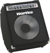 - A100 100W Combo Bass Amplifier