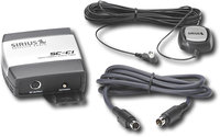 - Universal SiriusConnect Satellite Radio Vehicle 
