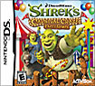 Shrek's Carnival Craze Party Games - Nintendo DS
