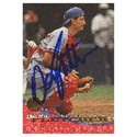 Darrin Fletcher, Montreal Expos, 1994 Leaf Set Aut