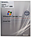 Microsoft Windows Terminal Server 2008 20 User CA