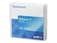 Quantum LTO-1 LTO1 Ultrium Tape 100/ 200GB, Part 