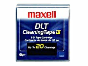 DLT CLEANING TAPE 183770