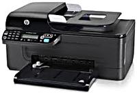 HP Inkjet Printers: HP Officejet 4500 All-in-One 