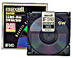 MAXELL 2.6GB 5.25  1024 B/S R/W Magneto Optical D